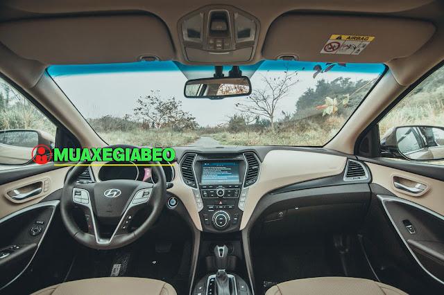 Giới thiệu Hyundai SantaFe 2.2L máy dầu phiên bản tiêu chuẩn 2WD ảnh 8