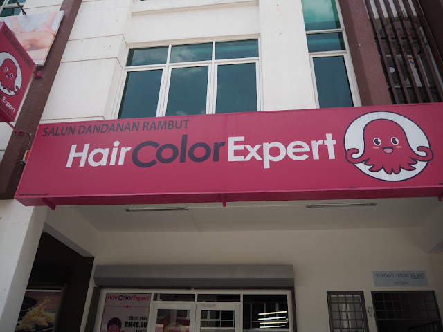 Beauty Review Hair Color Expert Sri Petaling