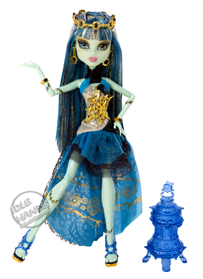 Regret, Monster high 13 wishes dolls join