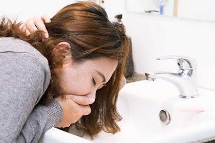 Mengatasi Mual Dan Muntah Pada Wanita Hamil