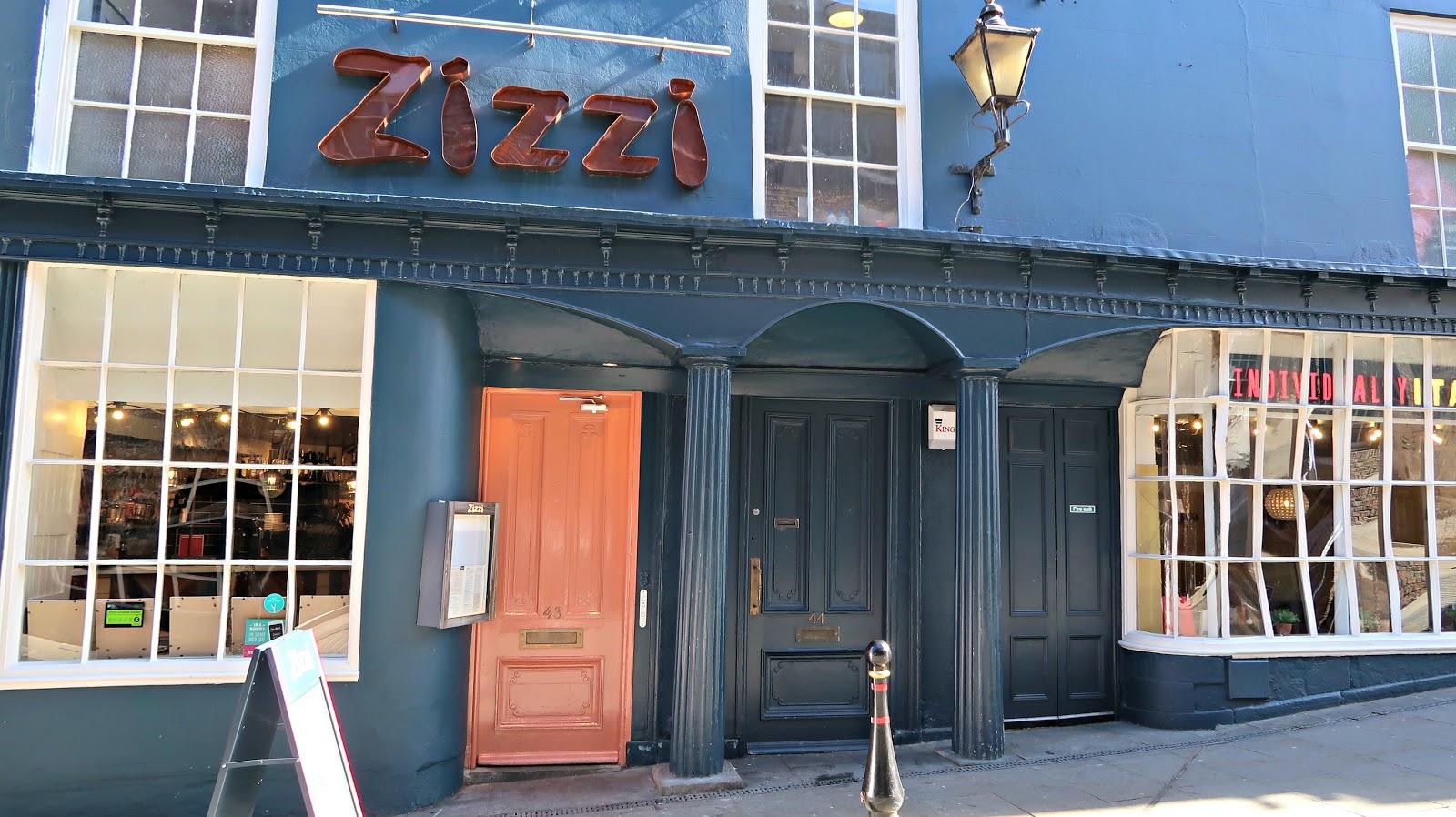 Zizzi Italian Restaurant Durham Aimee Lodge