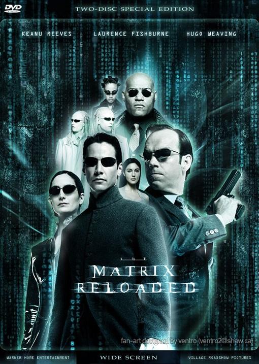 فیلم دوبله : ماتریکس - بارگذاری مجدد The Matrix Reloaded 2003