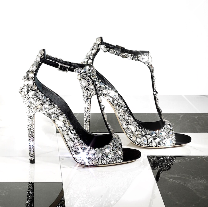 Jimmy-Choo-Rox-Sandals-Encrusted-In-Swarovski-Crystals-Vivi-Brizuela-PinkOrchidMakeup