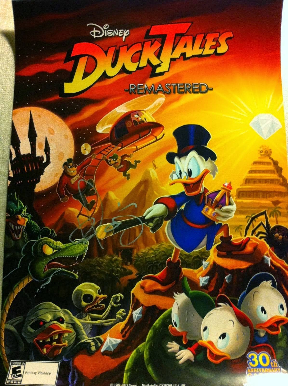DuckTales Remastered game free full download | Talha Webz