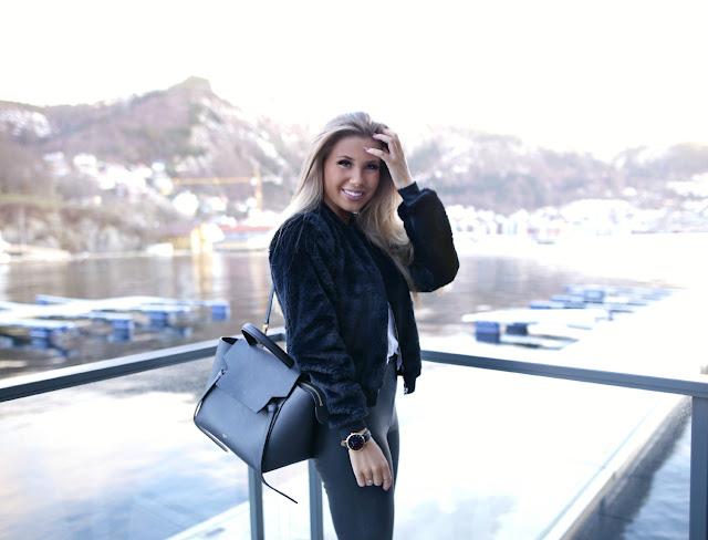 Estilista noruega - Raquel Garcia