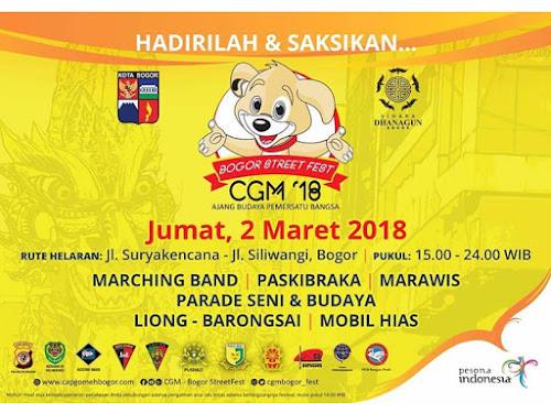 Cap Go Meh 2018 di Bogor