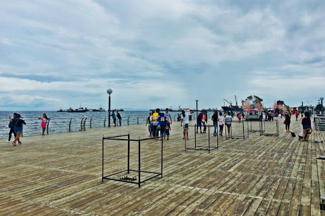 Naga Cebu Tourist Attraction - Naga Boardwalk