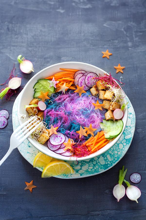 Bol magique : recette vegan pour les enfants
