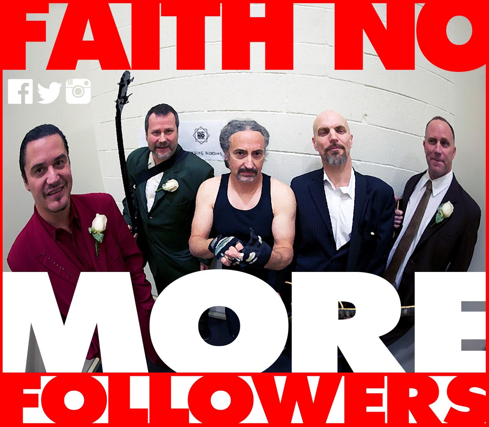 FAITH NO MORE | The Break Up 1998
