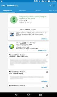 Root Asus Fonepad 7 K01N FE171CG Sukses