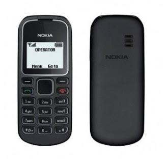 HANDPHONE Nokia 1280 GSM black/hitam