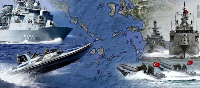 EKTAKTO – ΣΟΒΑΡΟ ΕΠΕΙΣΟΔΙΟ ΣΤΟ ΑΙΓΑΙΟ! ΠΥΡΟΒΟΛΙΣΜΟΙ ΚΑΤΑ ΡΙΠΑΣ…εναντίον Ελλήνων αλιέων. OΛΕΣ ΟΙ ΕΞΕΛΙΞΕΙΣ! (ΒΙΝΤΕΟ
