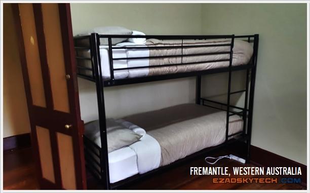 Bilik Kedua Cottage Fremantle Prison YHA