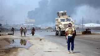 Pertempuran Sengit Koalisi Arab dengan Teroris Syiah Houthi Meletus di Hodeidah