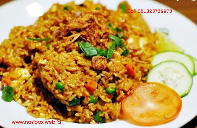 Resep nasi goreng kunyit nasi box patenggang ciwidey