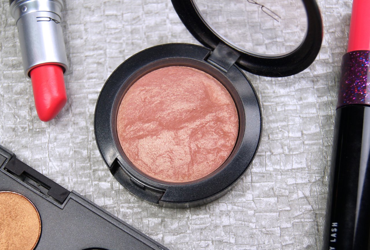 best mac cosmetics makeup mineralize blushes warm soul
