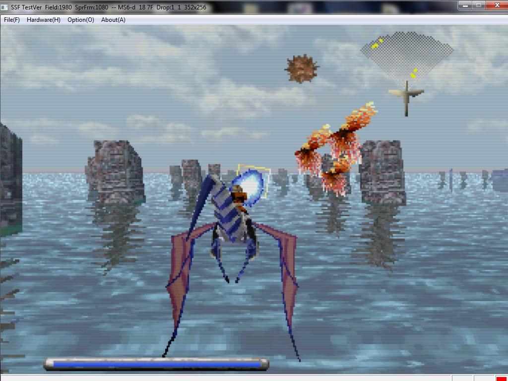 SSF - Sega Saturn Emulator - Inmortal games