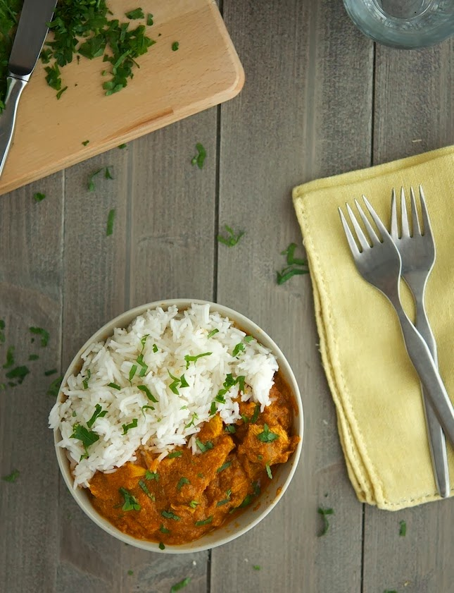 30-Minute Butter Chicken (Murgh Makhani)