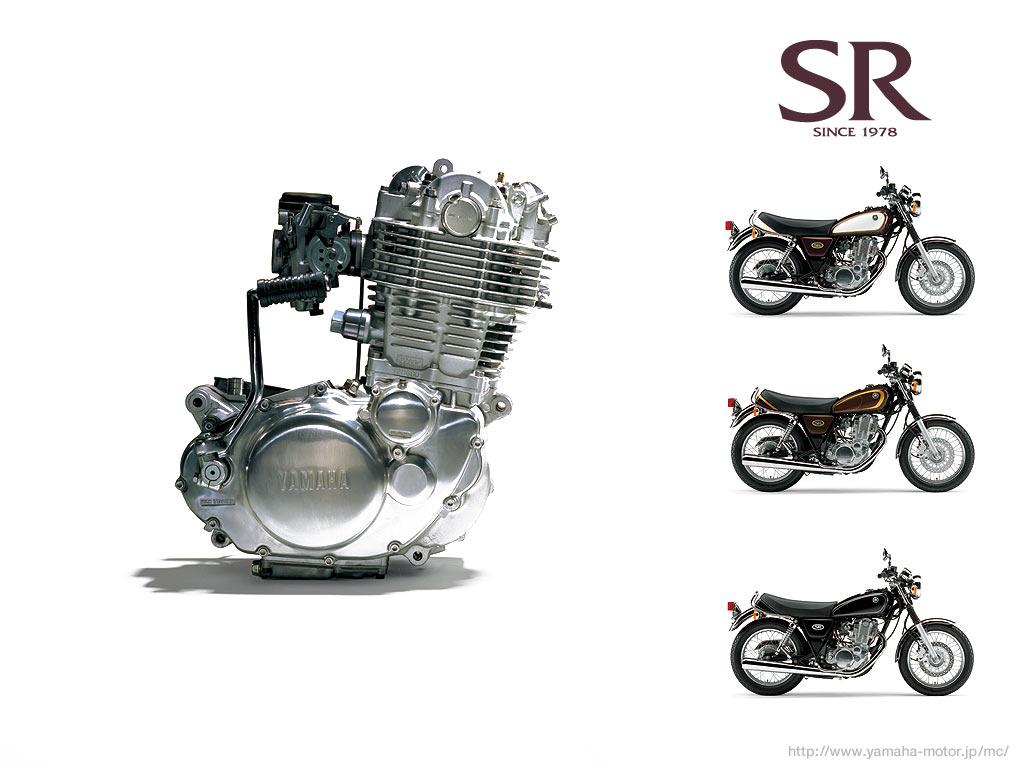 Gowit Sayjun Yamaha Sr400