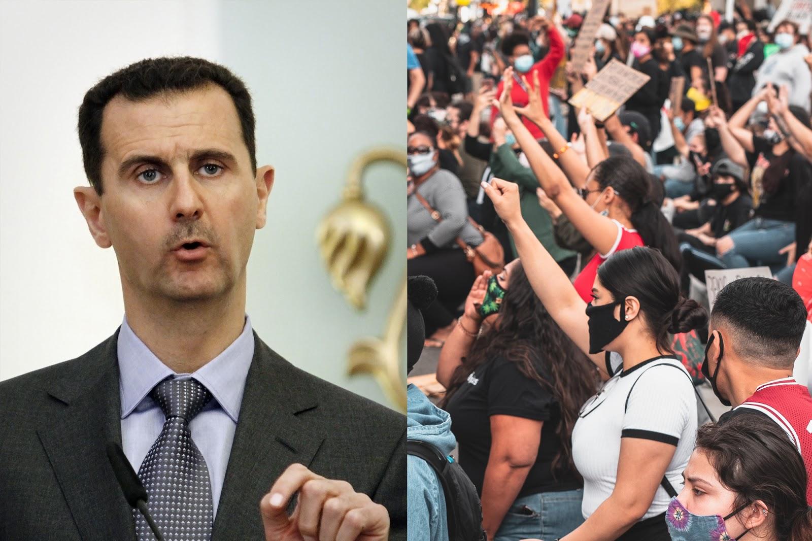 La Syrie annonce un soutien militaire aux rebelles américains «modérés»