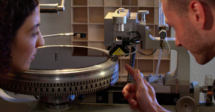 Sachgeschichte: Schallplatte | Wie wird eigentlich Vinyl hergestellt