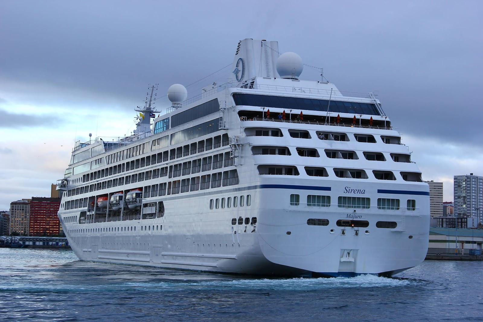 Cruceros en la Ciudad de Cristal: La sirena del Guadalquivir