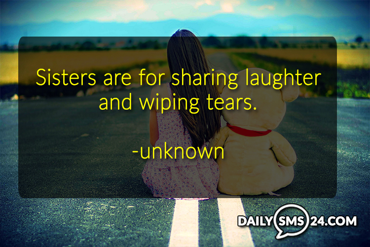 Image For Best Friend More Like Sister Quotes Photos Positive