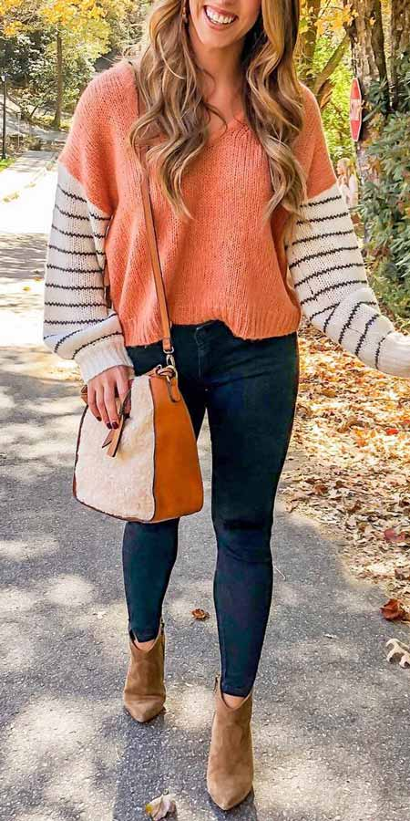 Holy ballon sweater jumper | From knited jumpers to oversized jumper. Discover these 31 Cute womens jumpers that will totally embrace you. Jumper Outfits via higiggle.com #jumper #winterwear #style #cute