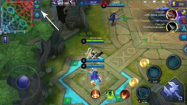 cheat mobile legends bahasa indonesia