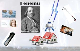 Penemu Penangkal Listrik dan Alat lainnya sosok seseorang penemu terbanyak dalam sejarah Benjamin Franklin