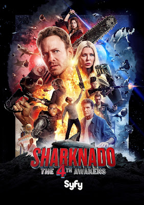 Sharknado: The 4th Awakens - Divulgação