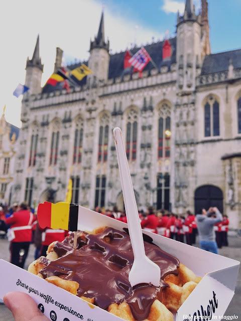 waffles Belgio