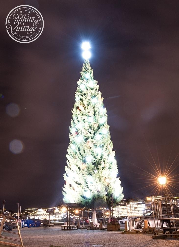Traditioneele Schweden Weihnacht