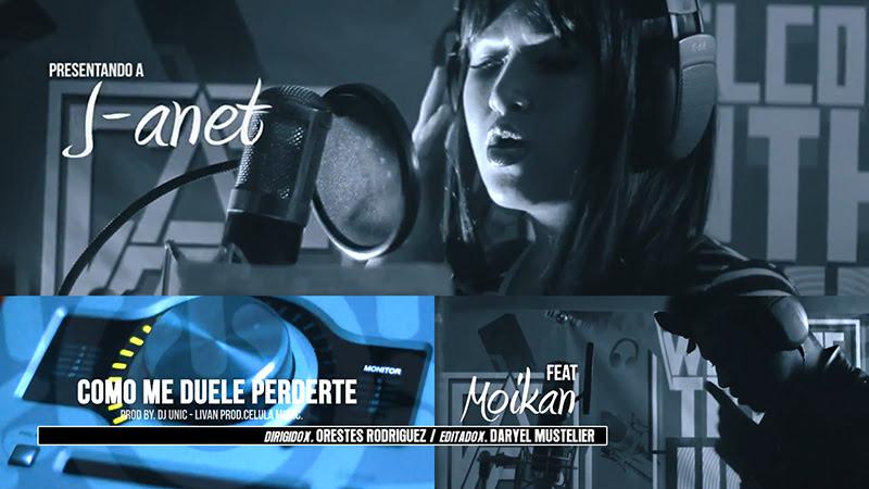 J-anet y Moikan - ¨Como me duele perderte¨ - Videoclip - Dirección: Orestes Rodríguez Cruz. Portal Del Vídeo Clip Cubano - 01