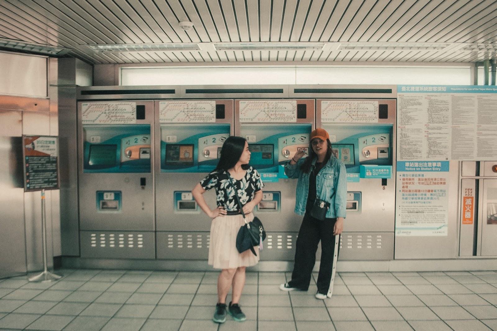 Jiantan Station