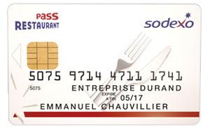 Carte Ticket Restaurant Sodexo.Cfdt Modis 6 Mois Apres La Carte Pass Restaurant