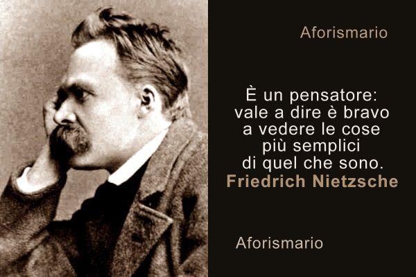 Aforismario Le Piu Belle Frasi Friedrich Nietzsche Opere Ii