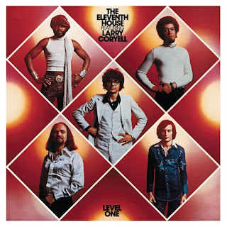 The Eleventh House Featuring Larry Coryell - 1975 - Level One