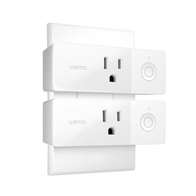 WeMo Insight Smart Plug for Home Automation