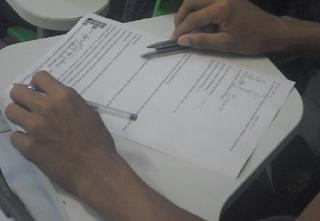 Dik16: Fazendo Provas Concentrado 02