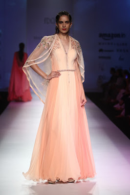 AIFW SS 2017: Magnificent Collections of Designer Mandira Wirk