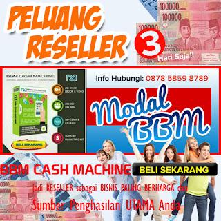 Free Download Cash BBM Machine 2016
