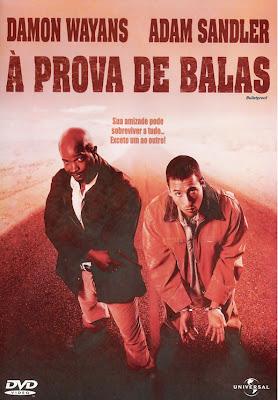 À Prova de Balas - DVDRip Dublado