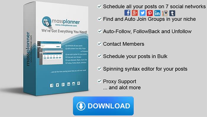 Mass Planner 2018 Latest Cracked Work – Free Download
