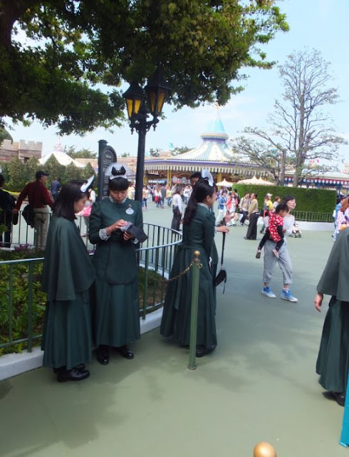 Haunted Mansion Tokyo Disneyland