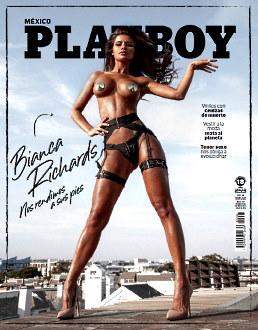 Bianca Richards - Revista Playboy Foto 1