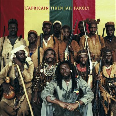 TIKEN JAH FAKOLY - L' Africain (2007)