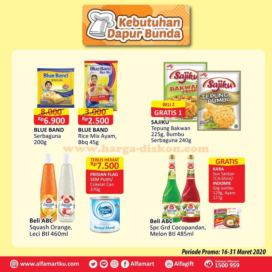 Promo Alfamart Terbaru Promo Kebutuhan Dapur Periode 16 31 Maret 2020 Harga Diskon
