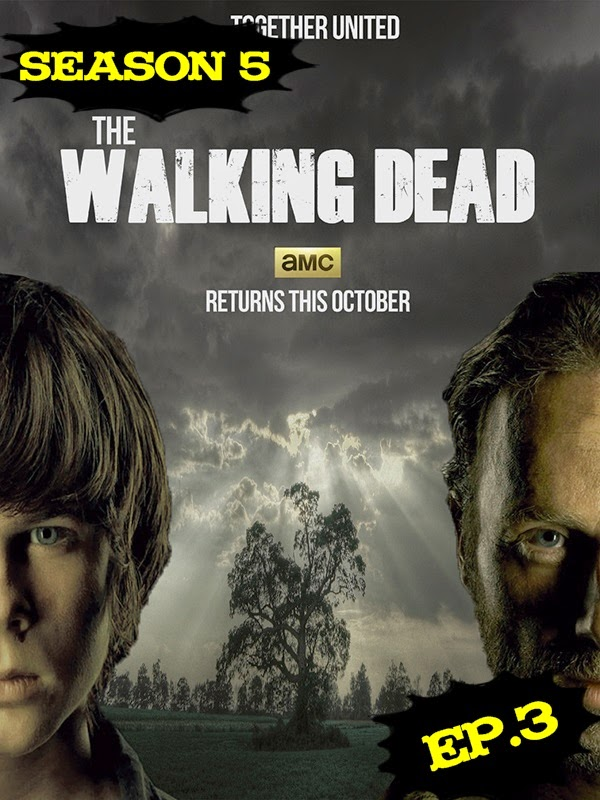 The Walking Dead Season 5 EP.3 [HD][ซับไทย]