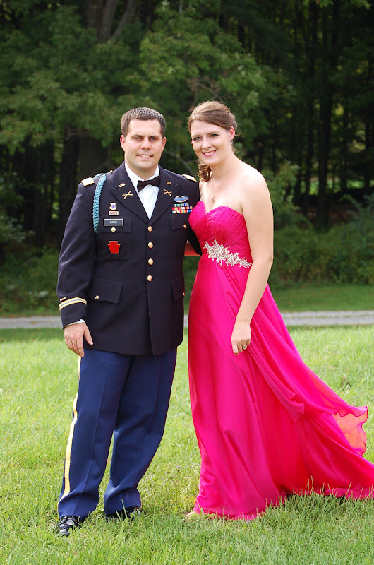 Army Military Ball Dresses